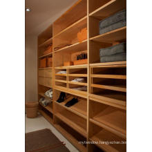 Italy Style High Quality Canvas Wardrobe